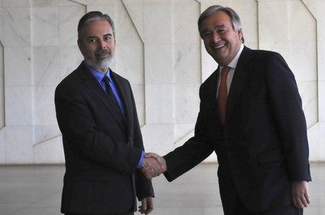 Guterres assumiu o cargo de secretário geral da ONU no último dia 13, por unanimidade