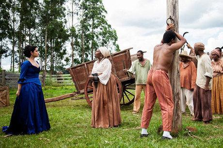 Novela retrata a exploração do povo negro no Brasil