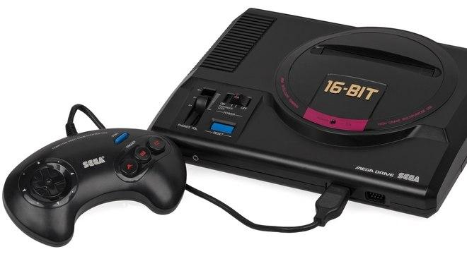 Mega Drive: console que fez sucesso nos anos 90 será relançado no Brasil