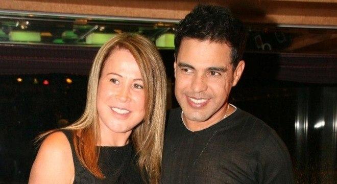 Zilu pede revisão de acordo de divisão de bens com o ex-marido, Zezé