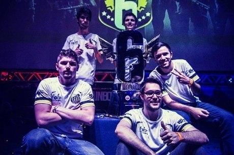 Dexterity Team representa o Santos nas competições de e-Sports