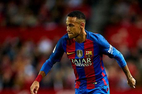 Neymar só sai do Barcelona sob pagamento de R$ 1,5 bilhão