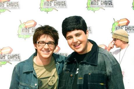 Drake Bell e Josh Peck estrelaram a série Drake e Josh