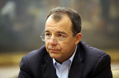 Cabral foi preso durante a Operação Calicute, acusado de chefiar uma organização criminosa