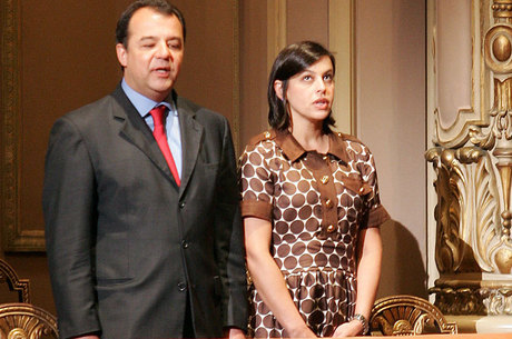 """Adriana Ancelmo era chamada de """"Riqueza"""" pelo ex-governador do Rio de Janeiro Sérgio Cabral. Ele era """"Meu Anjo"""" para a mulher"""
