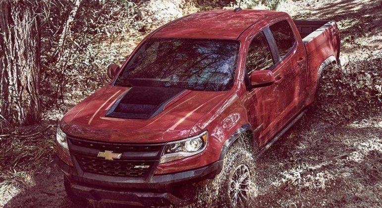 Chevrolet Colorado ainda não tem data certa para lançamento