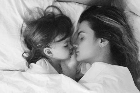 Mirella Santos e a filha, Valentina