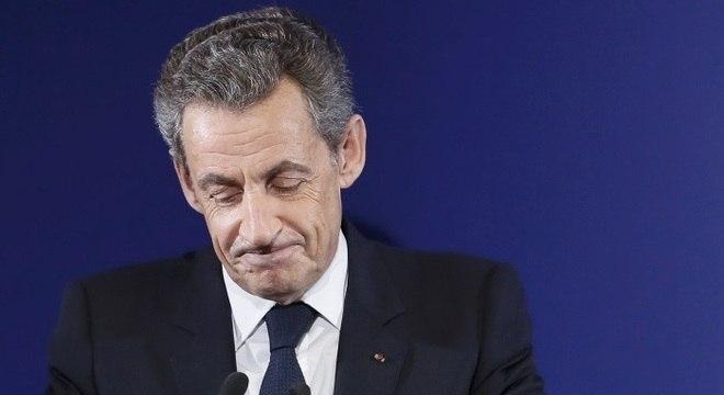 Nicolas Sarkozy foi indiciado por conspiração e financiamento ilegal de campanha