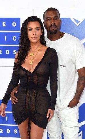 Kanye e Kim estão em momento delicado