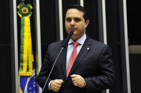 Evandro Gussi é líder do PV na Câmara dos Deputados