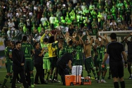 Chapecoense estava classificada para a final da Sul-Americana
