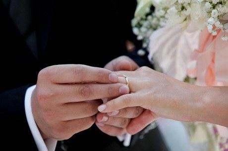 Número de casamentos cresceu no Brasil