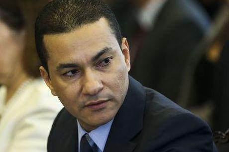 O ministro Marcos Pereira