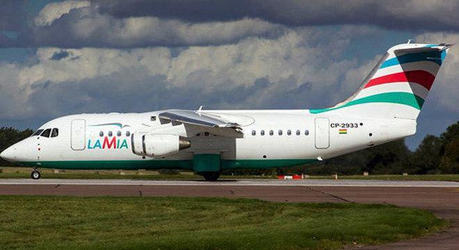 Empresa cujo avião caiu com delegação da Chapecoense está sob investigação