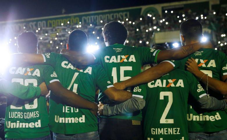 Chapecoense estará entre grandes do futebol brasileiro