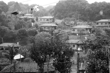 110 casas foram construídas pela CDHU há oito anos na aldeia