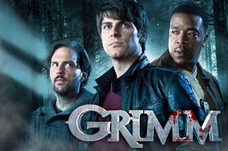 Capa da série Grimm