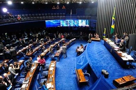 Senado aprovou projeto sobre dívida dos Estados