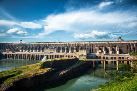 Usina de Itaipu gerou 98.800.319 MWh