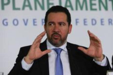 O ministro Dyogo Oliveira