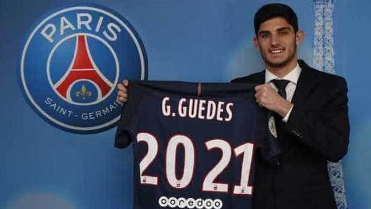 2016/17 - Gonçalo Guedes - Benfica - 30 milhões de euros