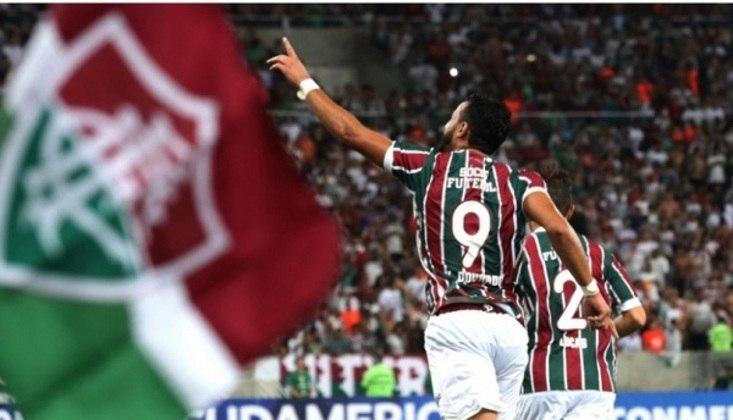 2017 - Henrique Dourado - Fluminense - 18 gols