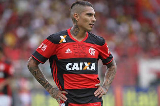 2017 – Paolo Guerrero (Flamengo): 10 gols