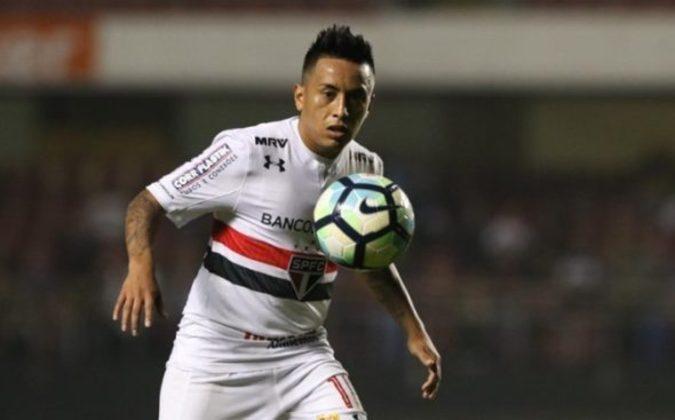 2017 - Quarta fase - Cruzeiro: o time do São Paulo foi eliminado pelo Cruzeiro. Na ida, vitória do Cruzeiro por 2 a 1. Na volta, o triunfo do São Paulo por 2 a 1, o eliminou do torneio.