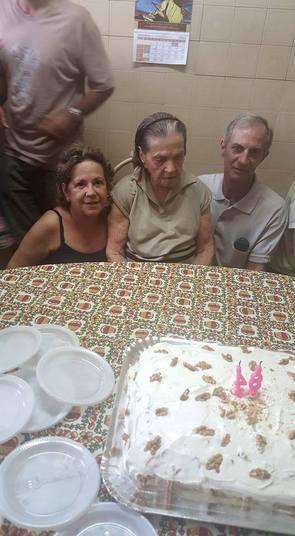 Luzia Maia Ferreira tinha 85 anos e era mãe de Antonia, Abadia e Ana