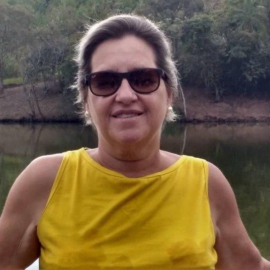 Ana Luiza Ferreira, de 52 anos, era irmã de Antônia Dalva e Abadia