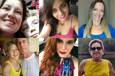 Conheça as vítimas da chacina de Campinas nas fotos acima
