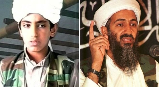 Hamza Bin Laden é considerado por vários analistas como o filho preferido de Osama para se transformar em seu sucessor