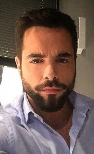 O ator português Pedro Carvalho