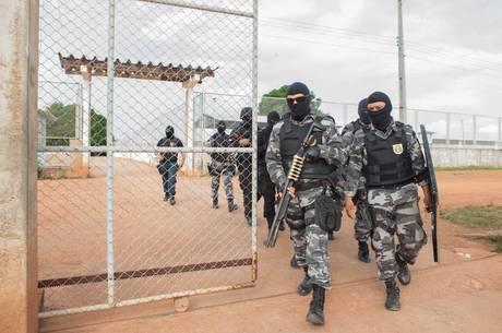 Em janeiro, 33 presos foram mortos em Monte Cristo