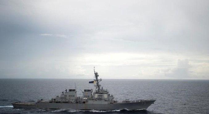 China faz incursão em zona marítima das Filipinas