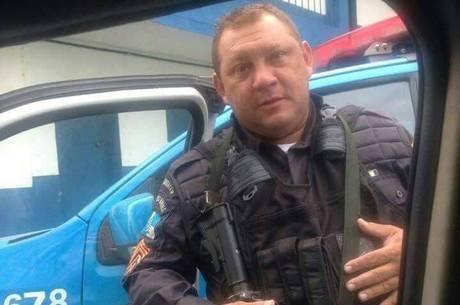 Sargento Fábio Magalhães Teixeira, de 44 anos, foi a última vítima