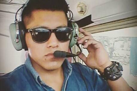 Erwin Tumiri foi técnico de voo do avião da Chapecoense