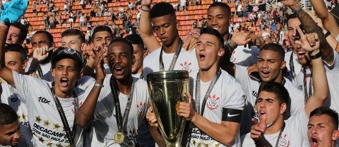 """Dos seis """"convocados"""", quatro estiveram na conquista do décimo título da Copa São Paulo de Futebol Juniors"""