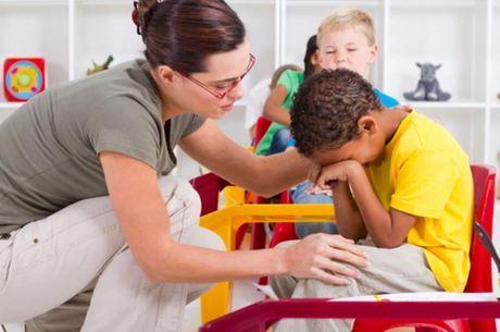 O primeiro dia de aula pode ser traumático para pais e alunos. Crédito: Divulgação