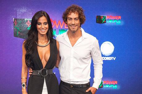 Lorena e Diego: veteranos em reality show
