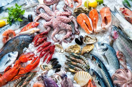Frutos do mar são maior causa de alergia alimentar
