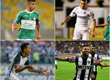 Promessas do futebol brasileiro vivem período de decadência