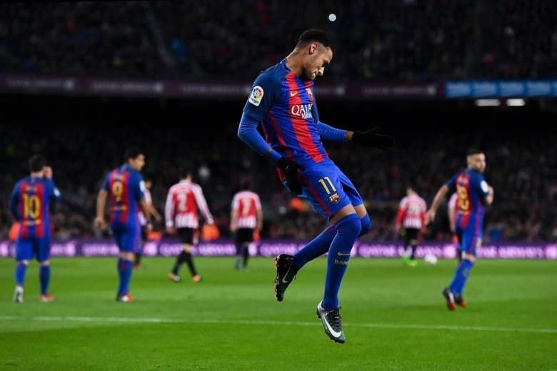 Nesta quarta-feira (1º) o Barcelona enfrenta o Atlético de Madri no Vicente Calderón pela Copa do Rei. Será uma ótima oportunidade para Neymar reverter esse quadro. A bola rola às 18h (horário de Brasília)R7 Esportes: Inscreva-se no canal do Youtube