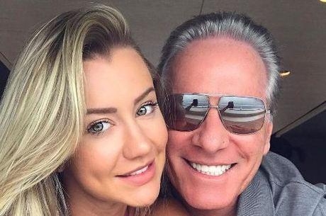Justus diz que formaria boa dupla com a mulher, Ana Paula Siebert