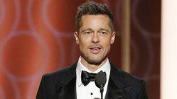 Brad Pitt comemora aniversário de 55 anos com visita dos cinco filhos ()