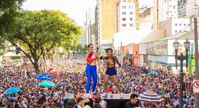 Carnaval de Rua de São Paulo será o maior da história do município, com 516 blocos