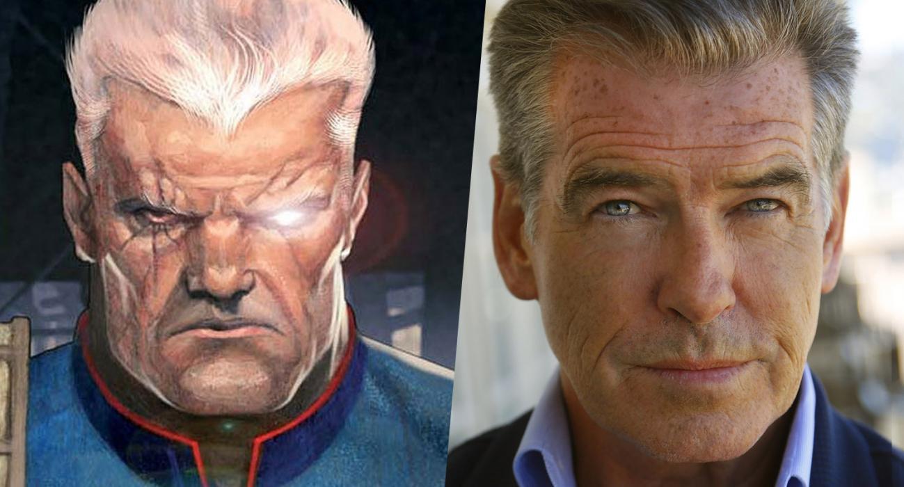 Pierce Brosnan pode viver mutante em Deadpool nos cinemas