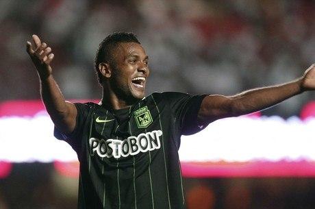Borja deve ser anunciado como reforço do Palmeiras em breve