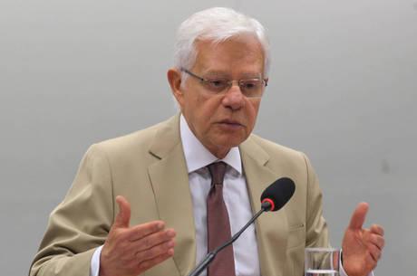 A Justiça Federal em Brasília decidiu suspender a nomeação do ministro Moreira Franco