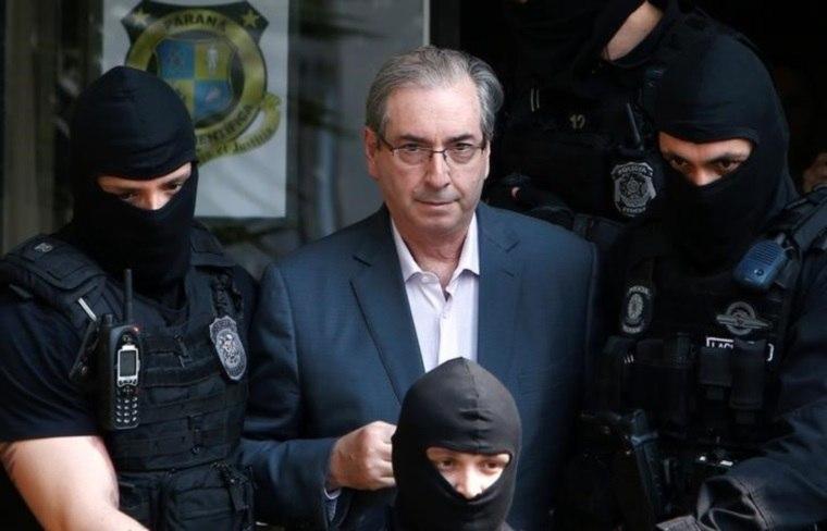Por 8 votos a 1, STF nega liberdade para Eduardo Cunha